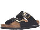 Birkenstock - Arizona (Shiny Snake Black)