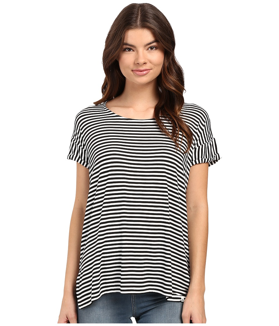 Volcom - Maxed Out Tee (Black Combo) Women