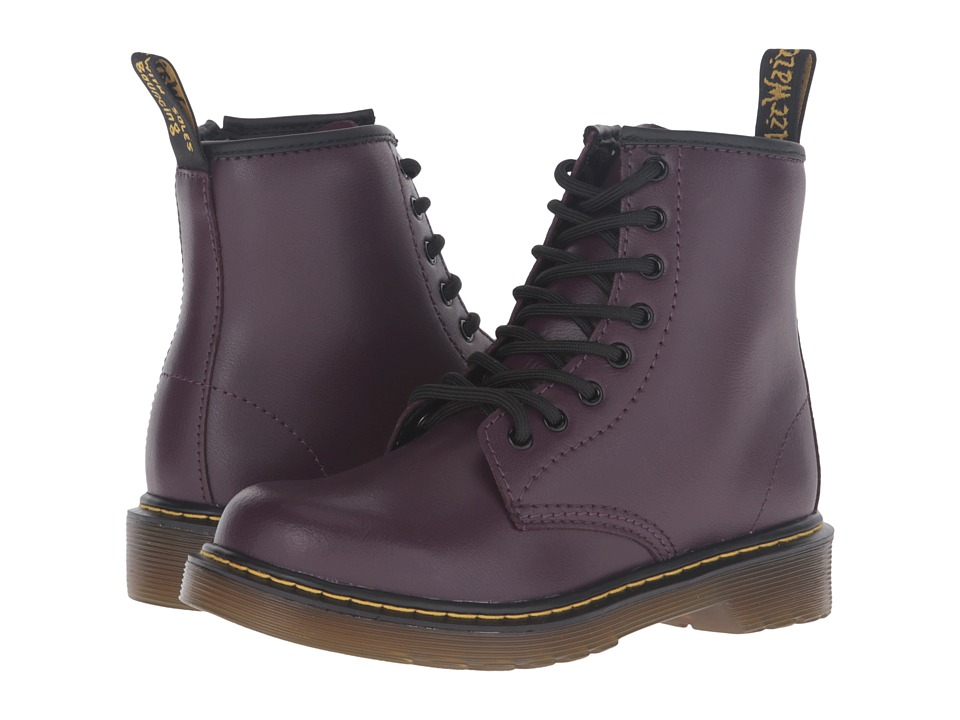 Dr. Martens Kid's Collection - Delaney Lace Boot
