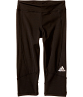 adidas Kids - Blocked Out Capris (Big Kids)