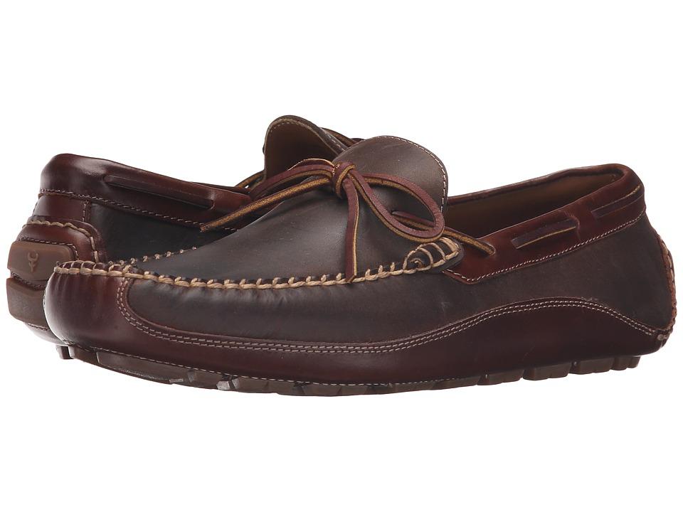 Trask - Drake (Brown Oiled American Steer) Mens Shoes