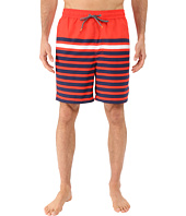 Thomas Dean & Co. - Multi Stripe Board Short