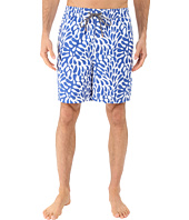 Thomas Dean & Co. - Hawaiian Print Board Short