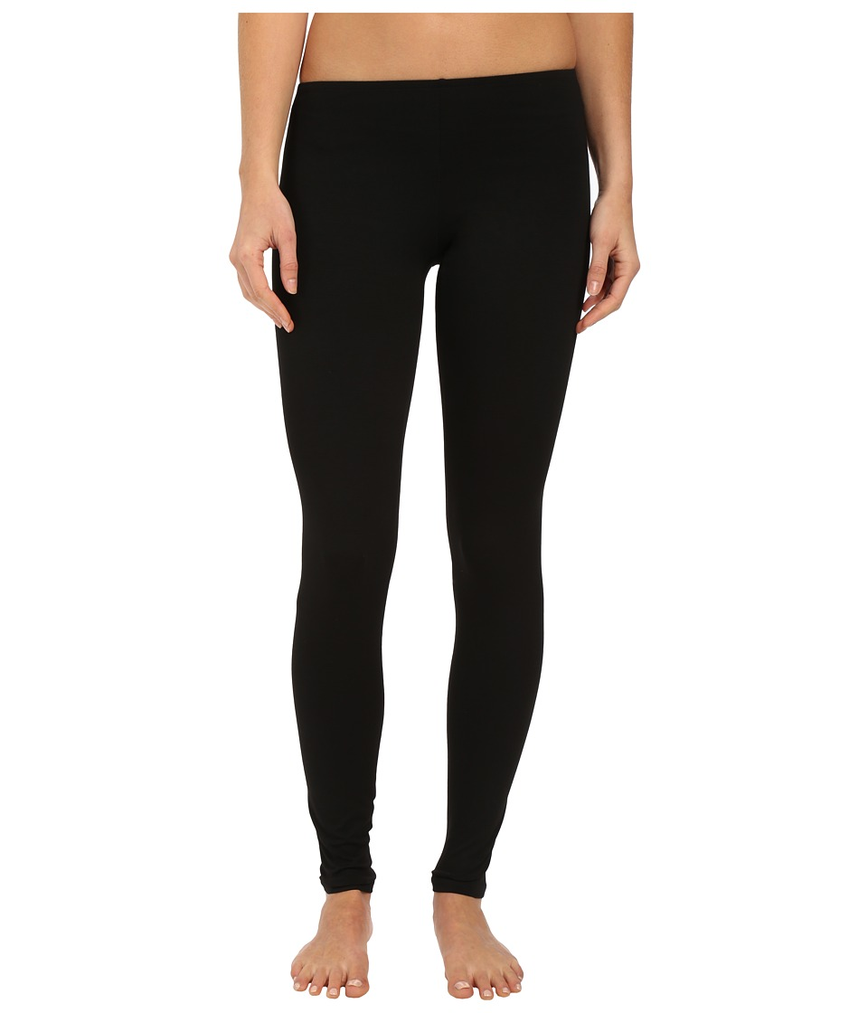 Only Hearts - So Fine Leggings (Black) Womens Casual Pants