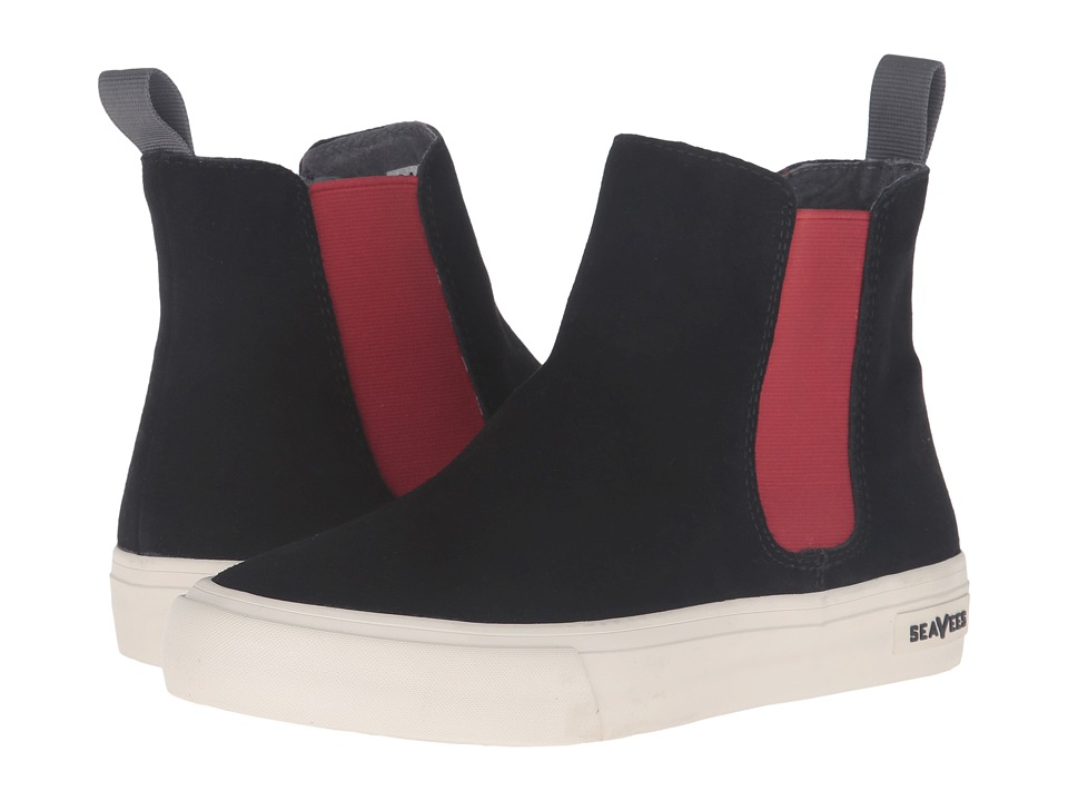 SeaVees - 04/67 Laguna Chelsea Boot (Black) Women