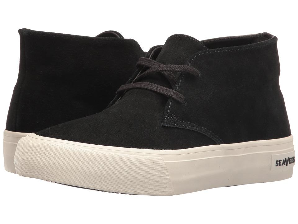 SeaVees 12/62 Maslon Desert Boot (Black) Women