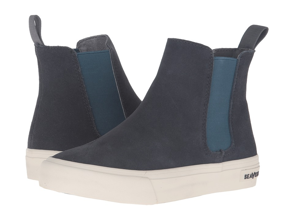 SeaVees - 04/67 Laguna Chelsea Boot (Deep Navy) Women
