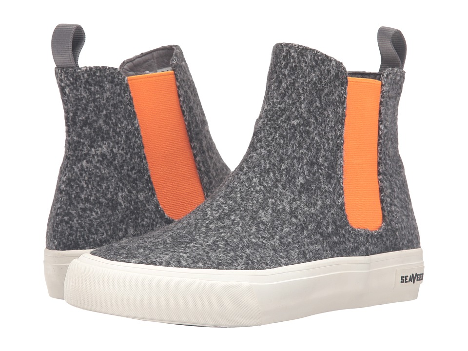 SeaVees - 04/67 Laguna Chelsea Boot (Black/Grey) Women