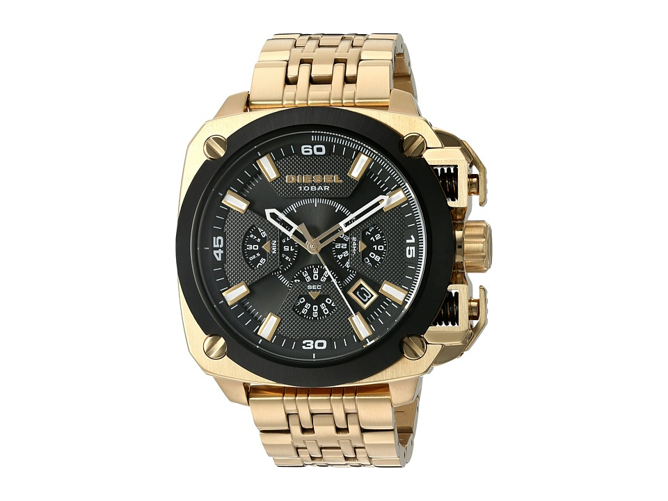 Diesel BAMF DZ7378 Black Watches