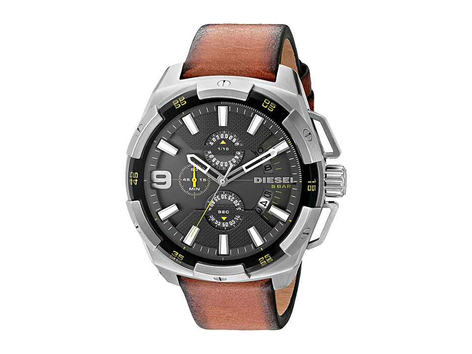 Diesel Heavyweight DZ4393 Grey Watches