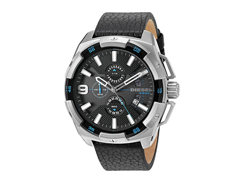 Diesel Heavyweight DZ4392 Black Watches