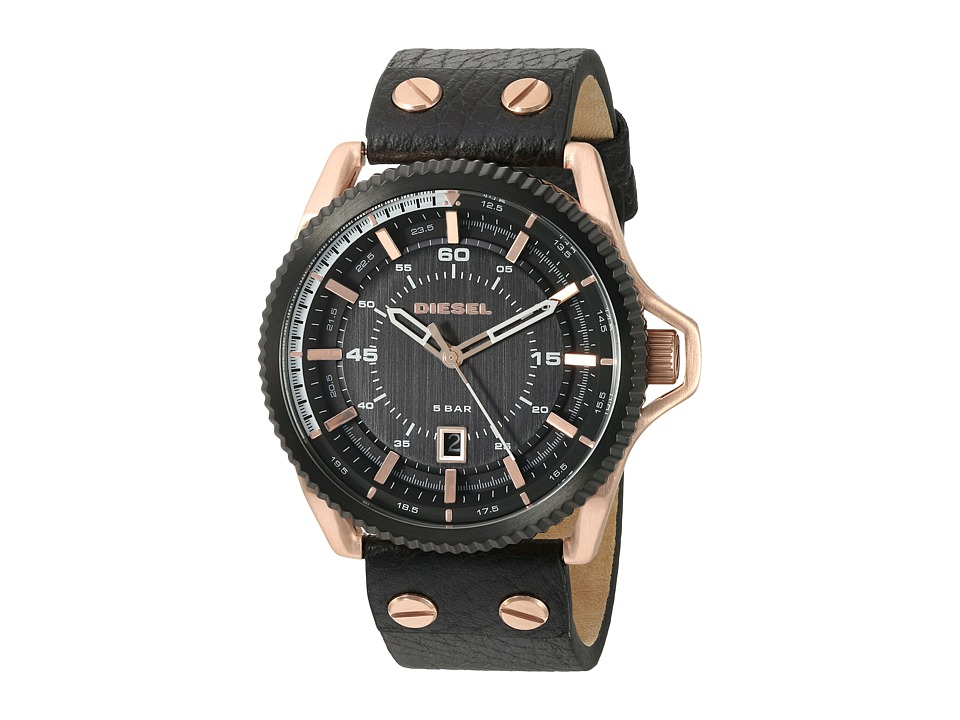 Diesel - Rollcage - DZ1754 (Black) Watches