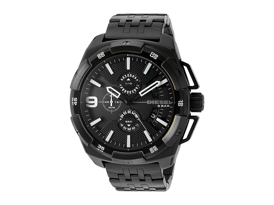 Diesel Heavyweight DZ4395 Black Watches