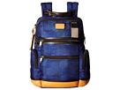 Tumi Alpha Bravo Knox Backpack (Blue Geo Print)
