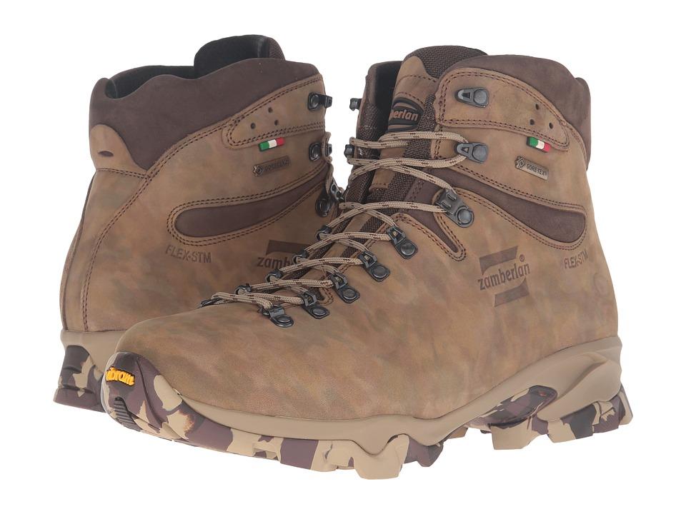 Zamberlan - Leopard GTX (Camouflage) Mens Boots