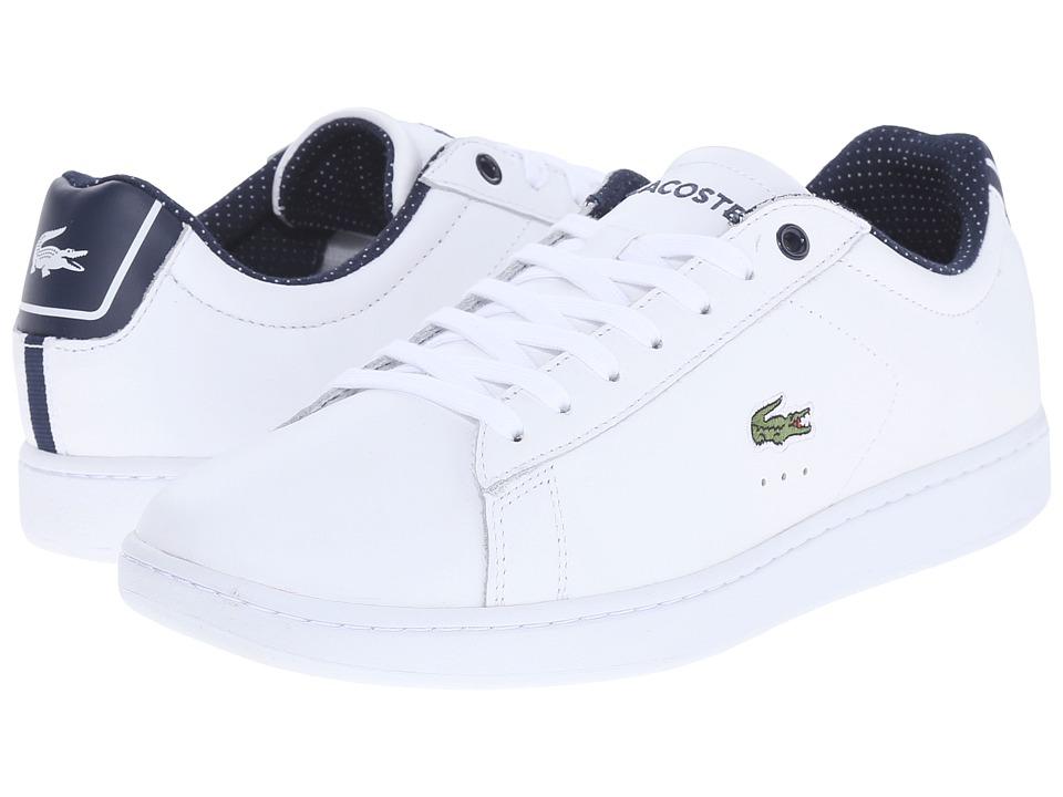 Lacoste - Carnaby Evo 116 1 (White) Women