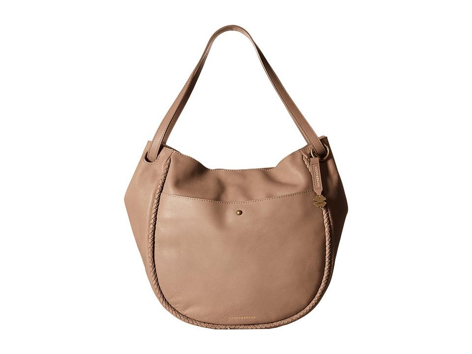 Lucky Brand - Avila Large Shopper (Dust) Handbags