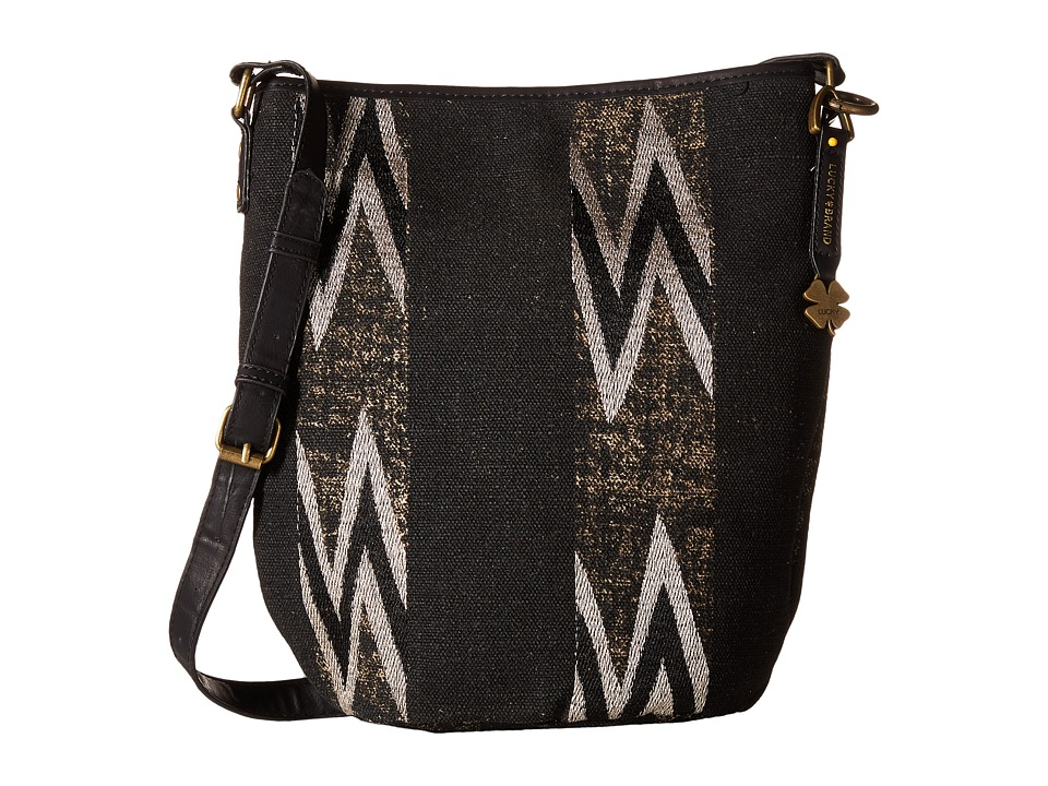 Lucky Brand - Bryn Bucket (Black) Handbags