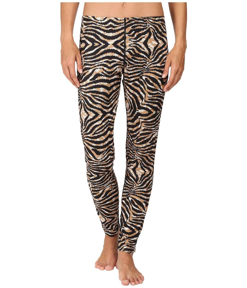 Hot Chillys - Peach Print Bottom (Tiger) Women