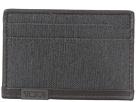 Tumi Alpha Slim Card Case (Anthracite)