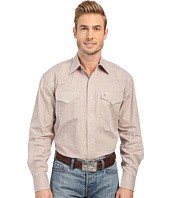 Stetson - Circle Diamond Long Sleeve Snap Front Shirt