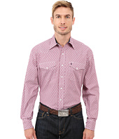 Stetson - Crown Geo Long Sleeve Snap Front Shirt