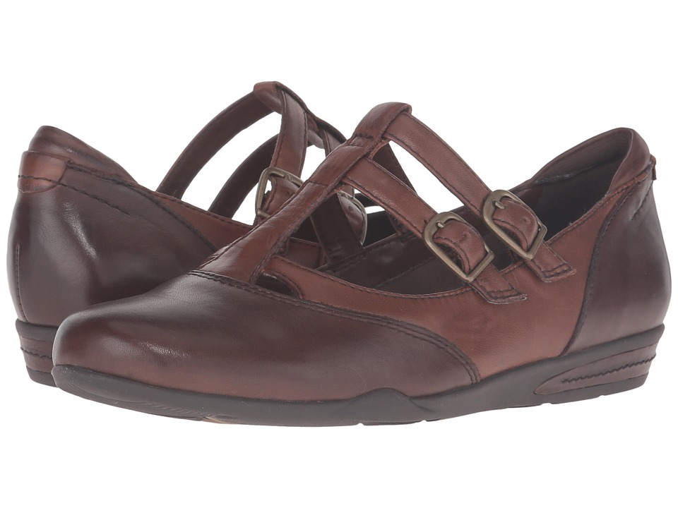 Earth Gemma (Bark Full Grain Leather) Women