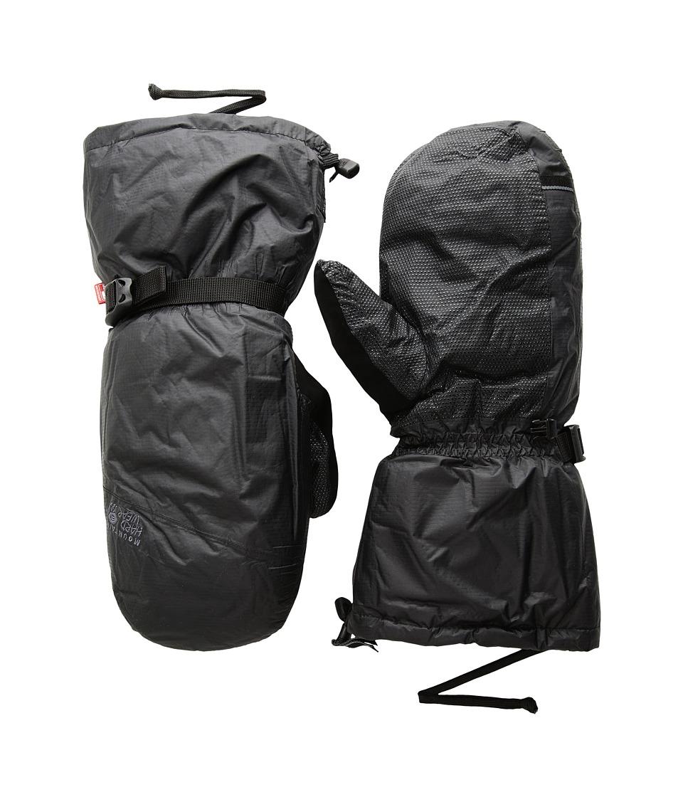 Mountain Hardwear - Absolute Zerotm Mitt (Black) Extreme Cold Weather Gloves