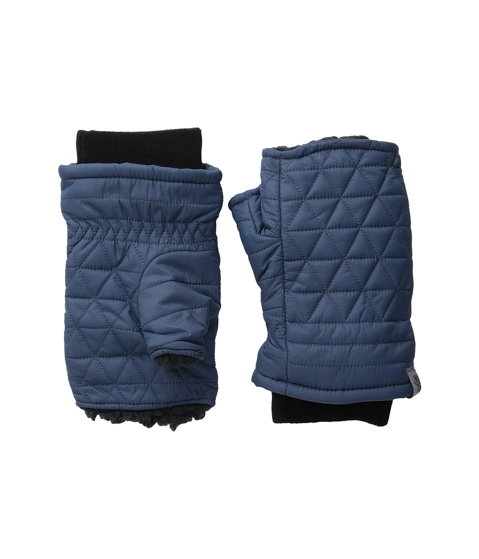 Mountain Hardwear - Grubtm Wrist Warmer (Zinc) Extreme Cold Weather Gloves