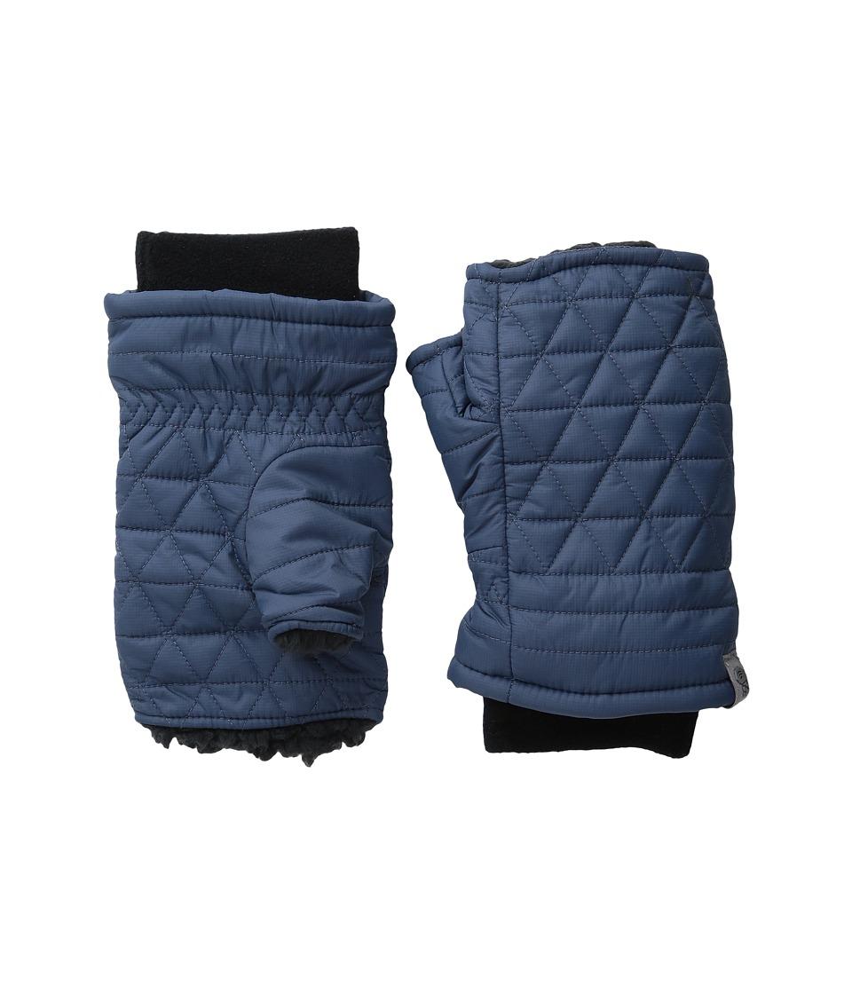 Mountain Hardwear Grub Wrist Warmer (Zinc) Extreme Cold Weather Gloves