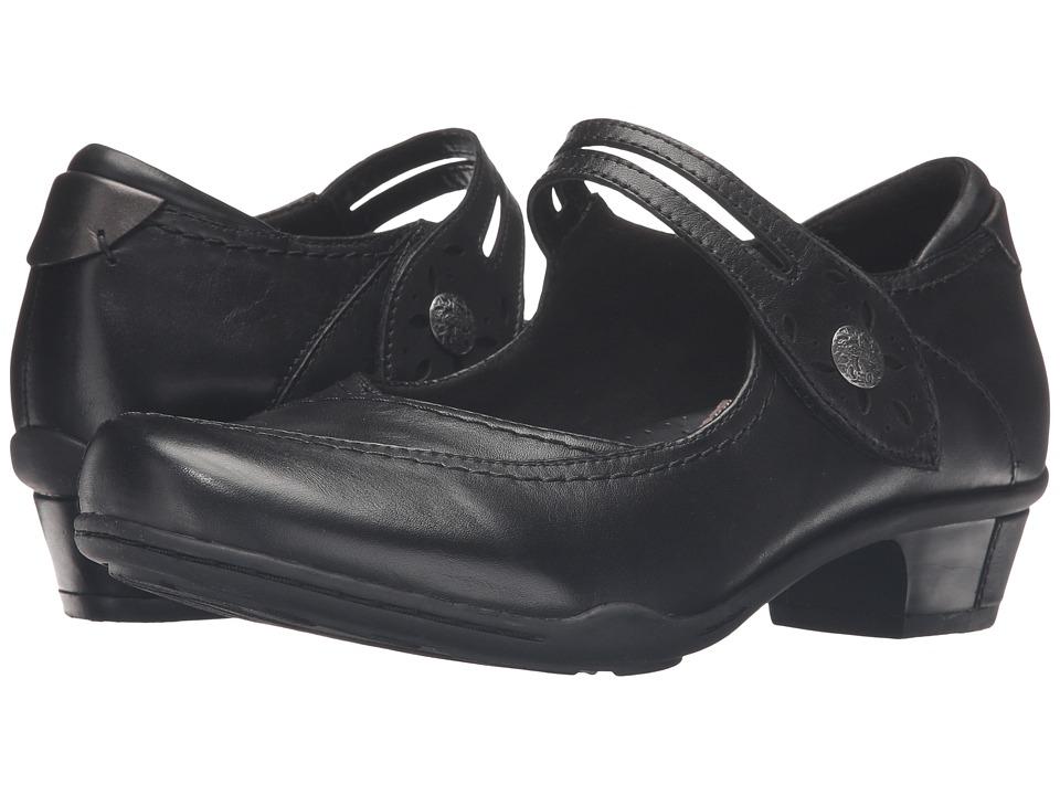Earth Jasper (Black Full Grain Leather) Women
