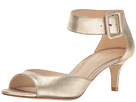 Pelle Moda - Berlin (Platinum Gold Metallic Kid Suede)
