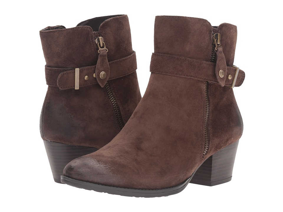 Earth Royal Water Resistant (Chestnut Suede) Women
