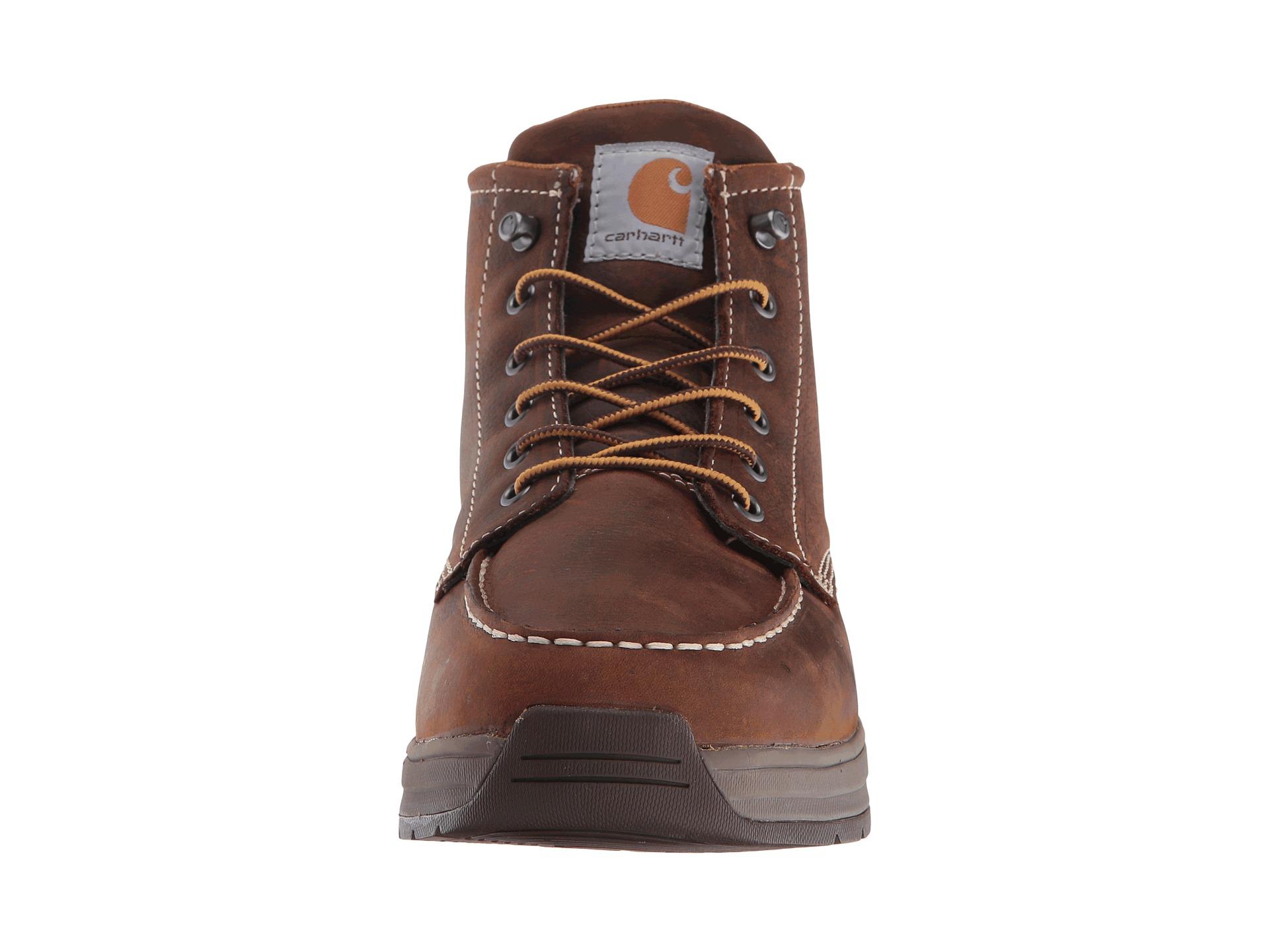 carhartt 4 quot lightweight wedge boot at zappos