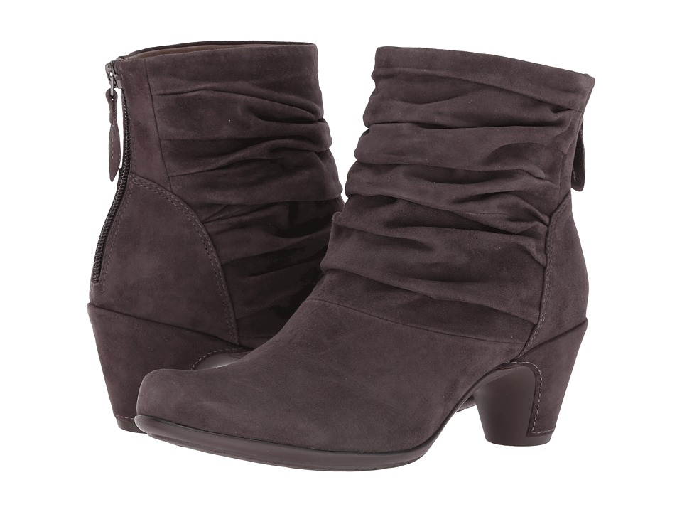 Earth Vicenza Earthies (Slate Suede) Women's  Boots