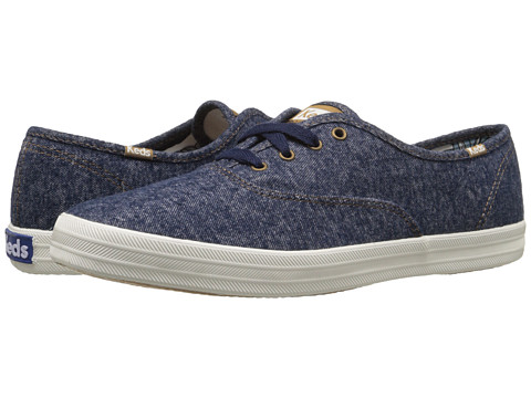 Keds Champion Brushed Denim