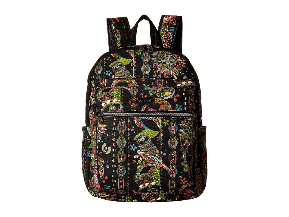 Sakroots - Artist Circle Cargo Backpack (Neon Spirit Desert) Backpack Bags