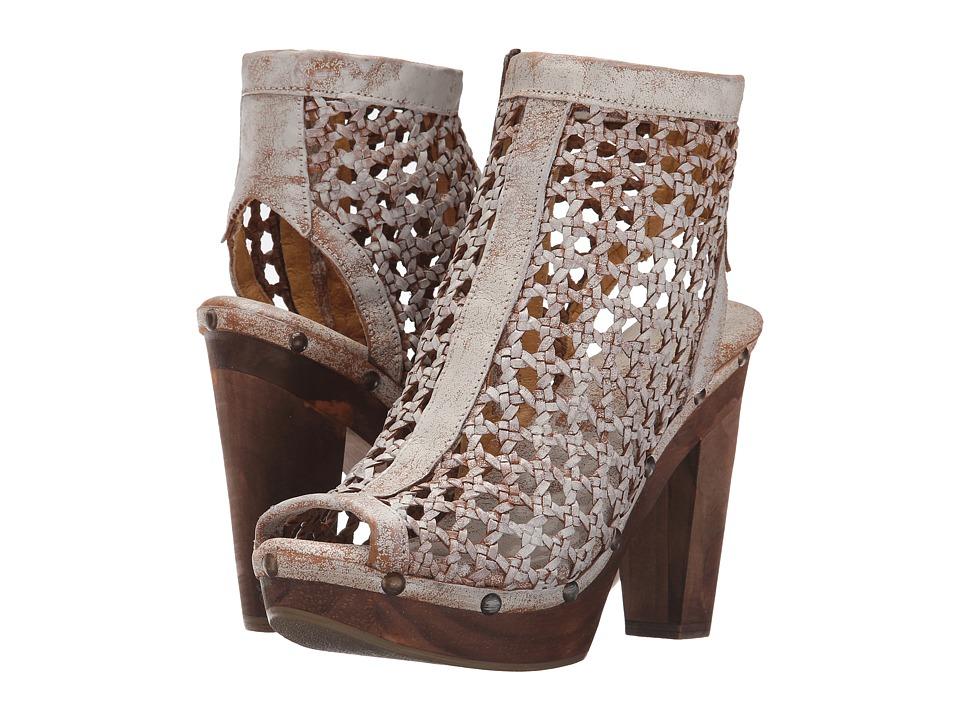 Cordani Anna (Vintage Ivory Leather) High Heels