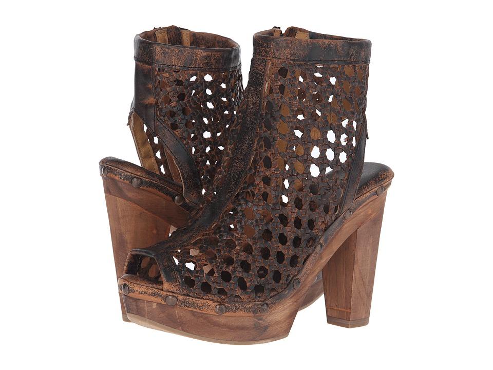 Cordani Anna (Teak Leather) High Heels