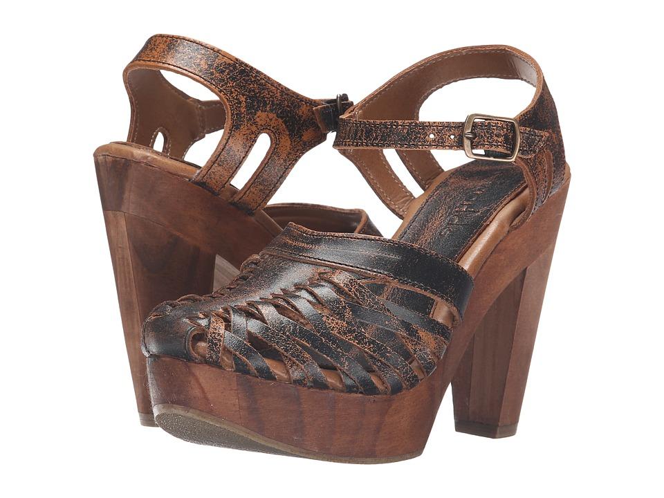 Cordani Angel (Vintage Blue Leather) High Heels
