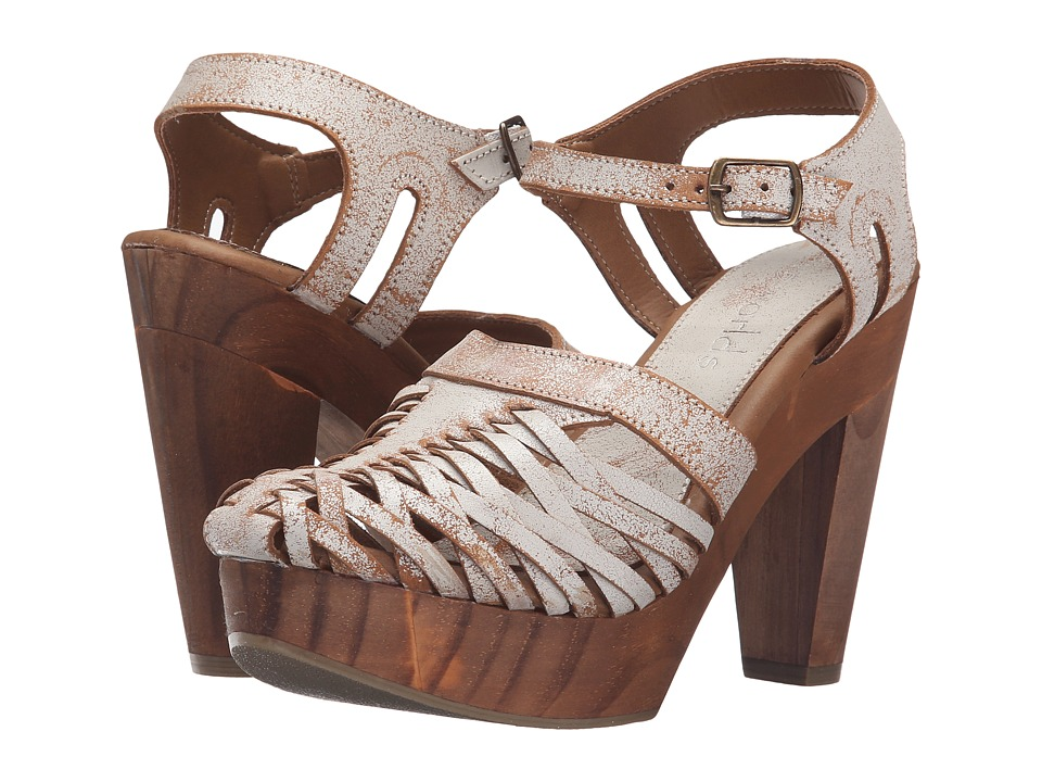 Cordani Angel (Vintage Ivory Leather) High Heels