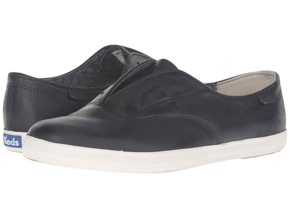 Keds Chillax Leather (Black) Women