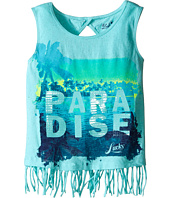 Lucky Brand Kids - Paradise Fringe Tee (Big Kids)