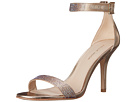 Pelle Moda - Kacey (Platinum Gold Silk/Metallic Kid)
