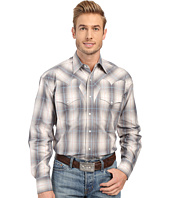 Stetson - Stormy Plaid Long Sleeve Snap Front Shirt