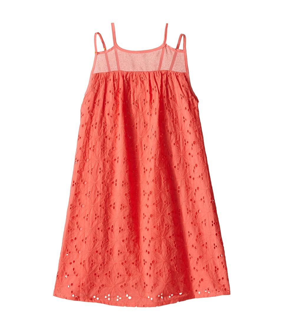 Lucky Brand Kids Cassie Dress Little Kids Sugar Coral Girls Dress