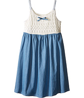 Lucky Brand Kids - Crochet Bodice Dress (Little Kids)