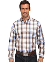 Stetson - Blue Springs Button Front One-Pocket Long Sleeve Shirt