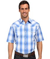 Stetson - Sterling Ombre Snap Front Short Sleeve Shirt