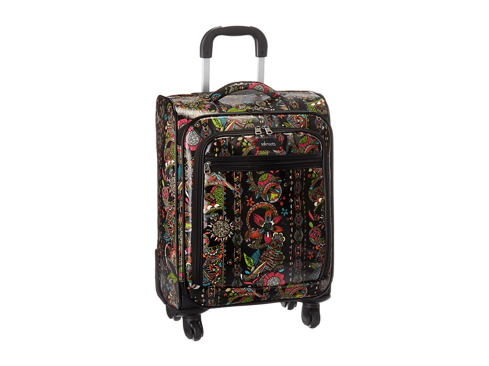 Sakroots - Sak Roots Carry On Suitcase (Neon Spirit Desert) Carry on Luggage